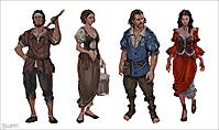 Charaktere / NPCs