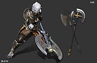 Klassen /  Rüstungen / Waffen